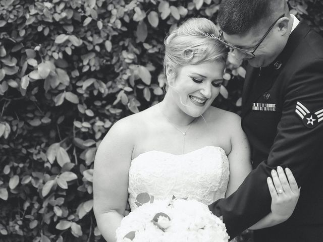 Justin and Korrina's Wedding in Sacramento, California 20