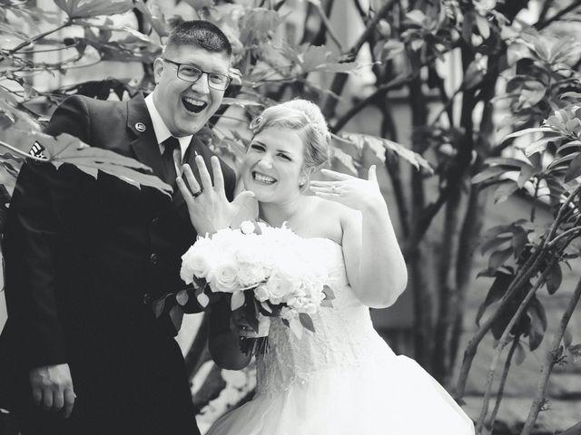Justin and Korrina's Wedding in Sacramento, California 23
