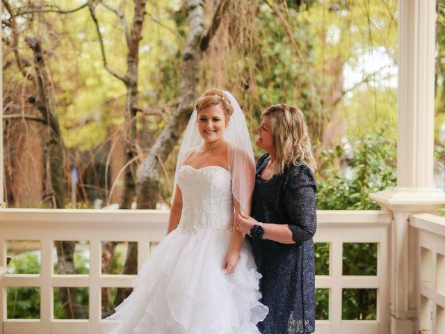 Justin and Korrina's Wedding in Sacramento, California 35