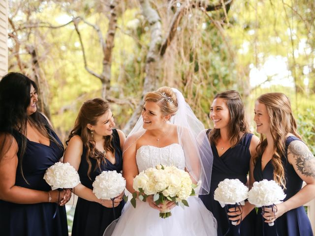 Justin and Korrina's Wedding in Sacramento, California 36