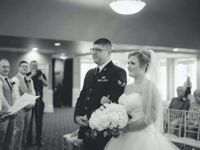 Justin and Korrina's Wedding in Sacramento, California 39