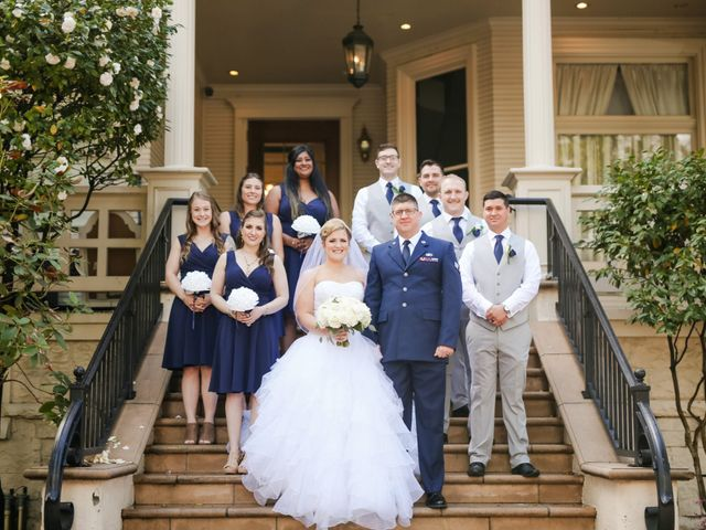Justin and Korrina's Wedding in Sacramento, California 43