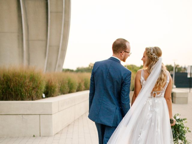 Brendan and Abigayle's Wedding in Kansas City, Missouri 19