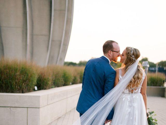 Brendan and Abigayle's Wedding in Kansas City, Missouri 32