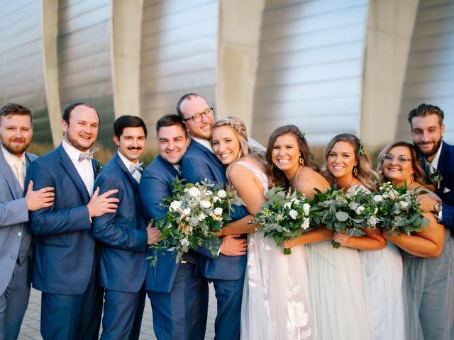 Brendan and Abigayle's Wedding in Kansas City, Missouri 34