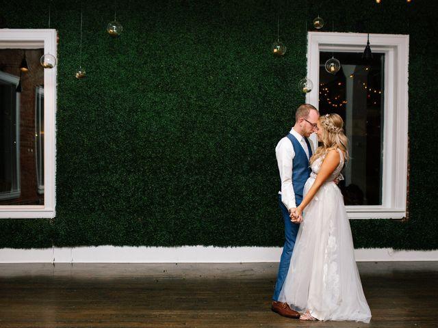 Brendan and Abigayle's Wedding in Kansas City, Missouri 43