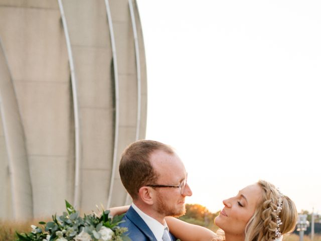 Brendan and Abigayle's Wedding in Kansas City, Missouri 49
