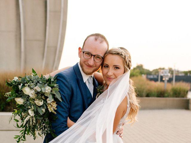 Brendan and Abigayle's Wedding in Kansas City, Missouri 2