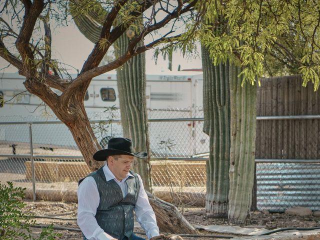 David and KayeLynn's Wedding in Tucson, Arizona 6