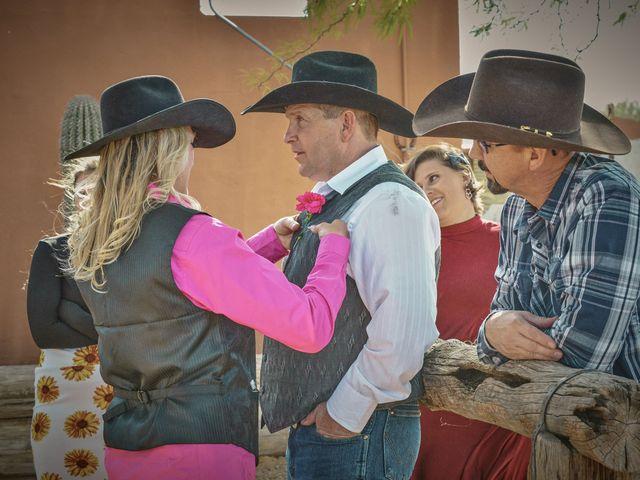 David and KayeLynn's Wedding in Tucson, Arizona 7