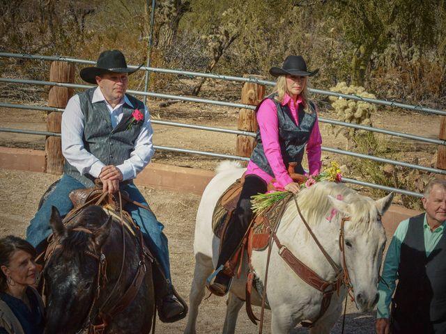 David and KayeLynn's Wedding in Tucson, Arizona 12