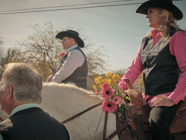David and KayeLynn's Wedding in Tucson, Arizona 13