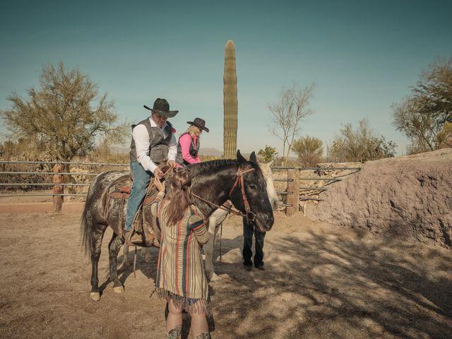 David and KayeLynn's Wedding in Tucson, Arizona 15