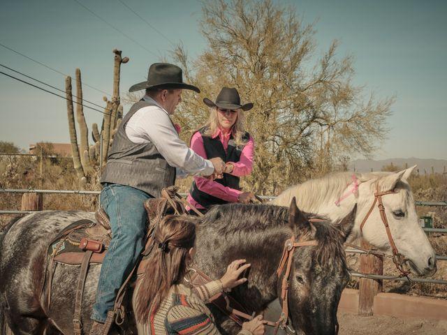 David and KayeLynn's Wedding in Tucson, Arizona 17