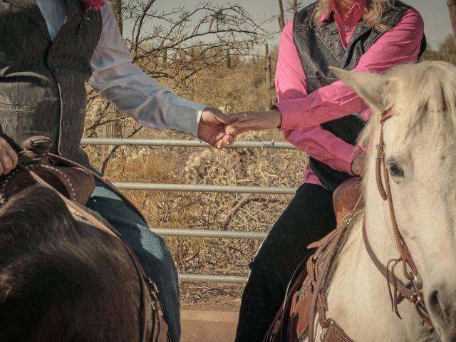 David and KayeLynn's Wedding in Tucson, Arizona 18