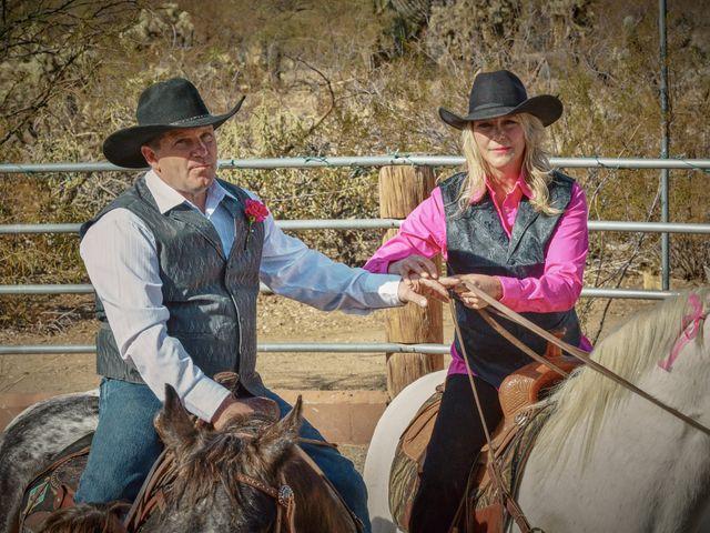 David and KayeLynn's Wedding in Tucson, Arizona 19