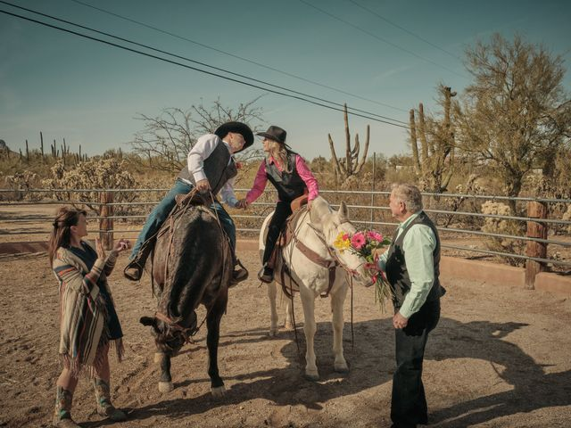 David and KayeLynn's Wedding in Tucson, Arizona 21