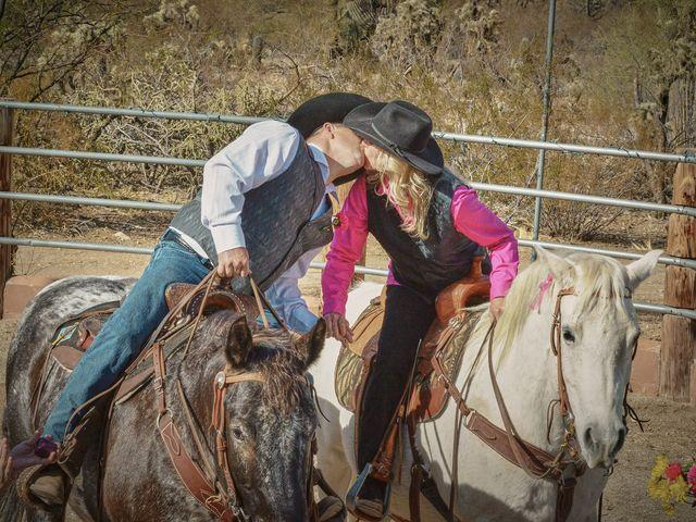 David and KayeLynn's Wedding in Tucson, Arizona 22