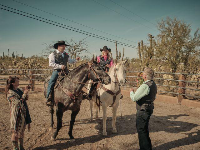 David and KayeLynn's Wedding in Tucson, Arizona 23