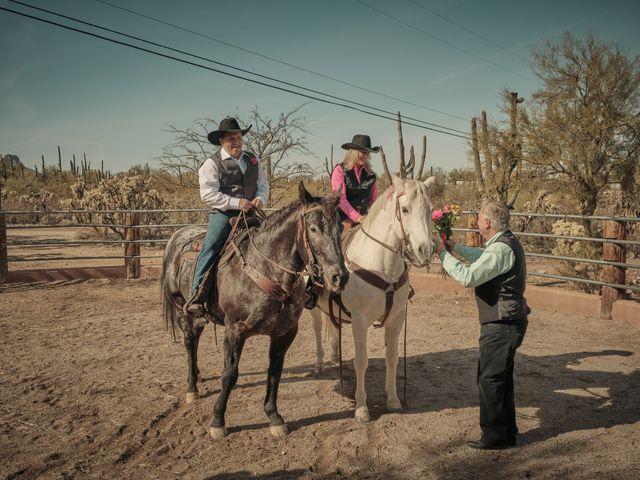 David and KayeLynn's Wedding in Tucson, Arizona 24