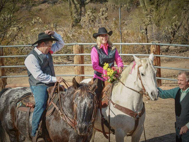 David and KayeLynn's Wedding in Tucson, Arizona 25