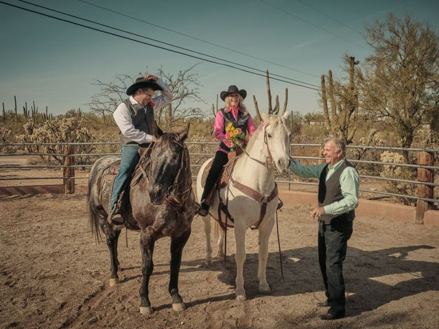 David and KayeLynn's Wedding in Tucson, Arizona 26