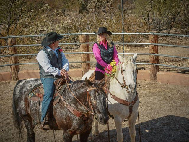 David and KayeLynn's Wedding in Tucson, Arizona 28
