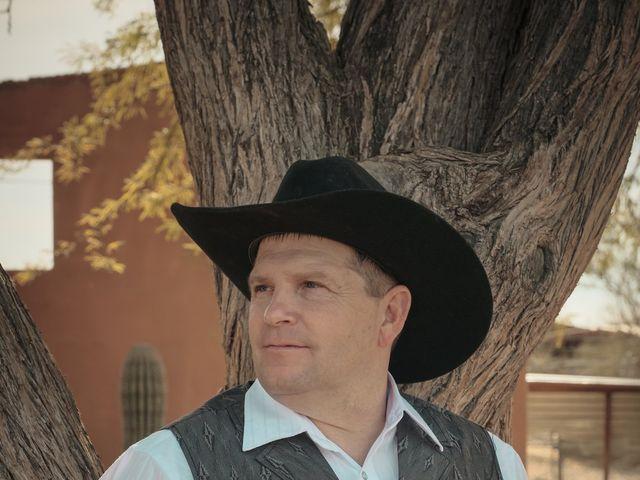 David and KayeLynn's Wedding in Tucson, Arizona 40