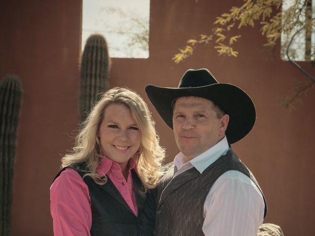David and KayeLynn's Wedding in Tucson, Arizona 42