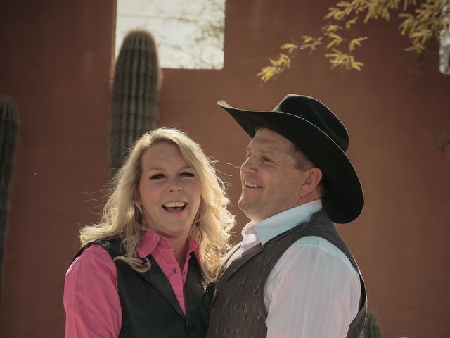 David and KayeLynn's Wedding in Tucson, Arizona 43