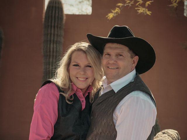David and KayeLynn's Wedding in Tucson, Arizona 44