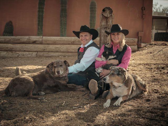 David and KayeLynn's Wedding in Tucson, Arizona 46