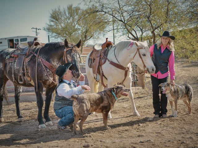 David and KayeLynn's Wedding in Tucson, Arizona 49