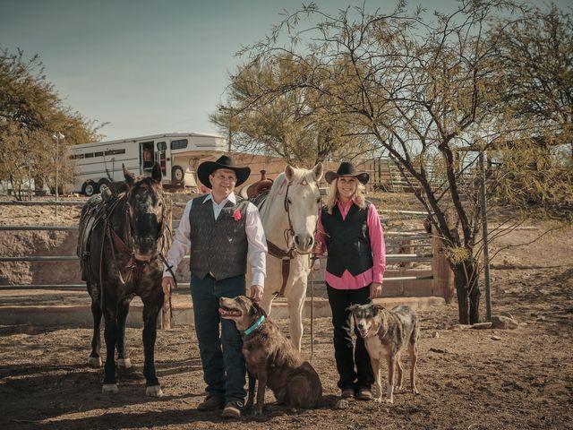 David and KayeLynn's Wedding in Tucson, Arizona 50