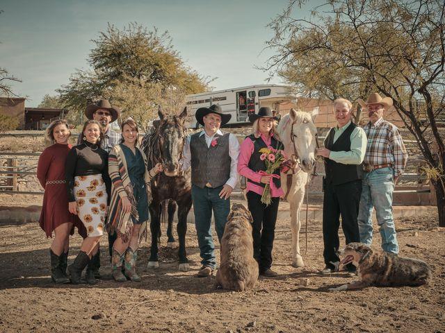 David and KayeLynn's Wedding in Tucson, Arizona 52
