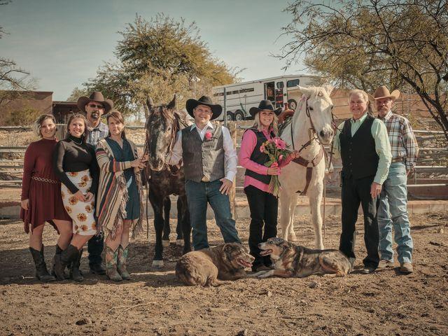 David and KayeLynn's Wedding in Tucson, Arizona 53