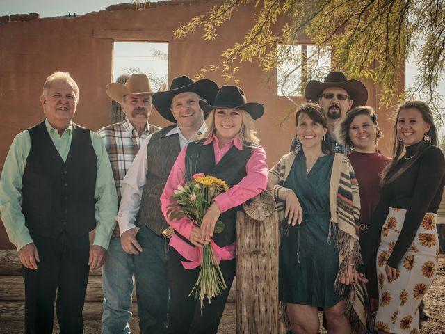 David and KayeLynn's Wedding in Tucson, Arizona 55
