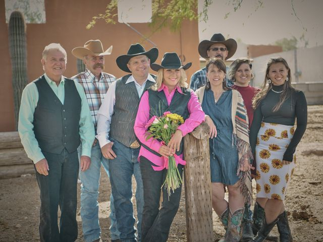 David and KayeLynn's Wedding in Tucson, Arizona 56