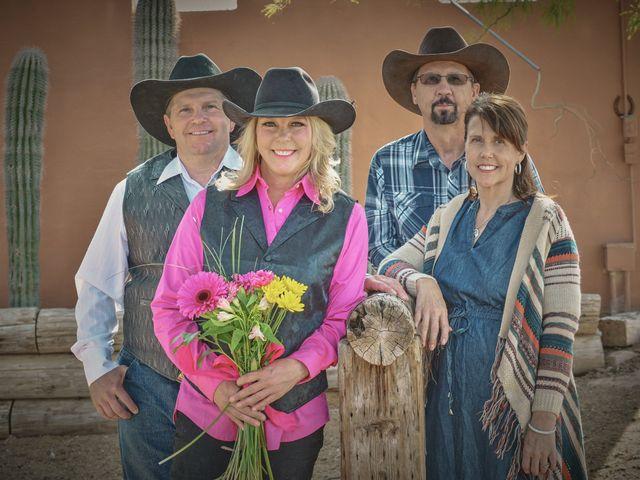 David and KayeLynn's Wedding in Tucson, Arizona 57