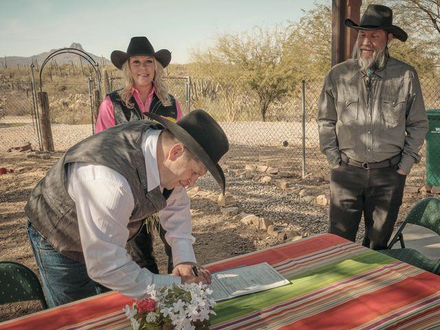 David and KayeLynn's Wedding in Tucson, Arizona 60