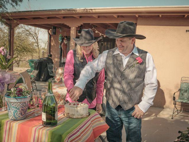 David and KayeLynn's Wedding in Tucson, Arizona 64