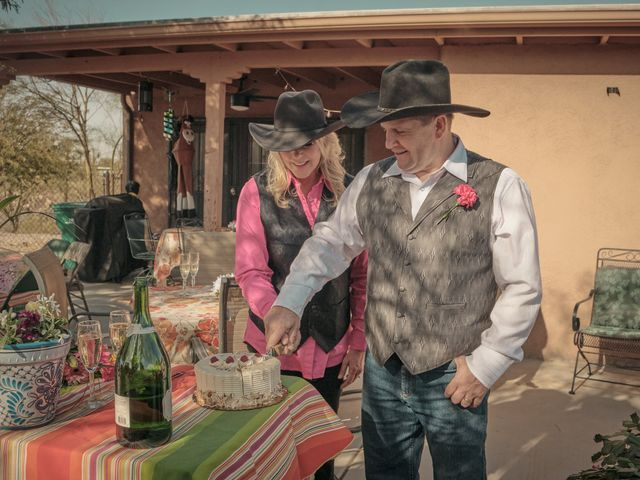 David and KayeLynn's Wedding in Tucson, Arizona 65
