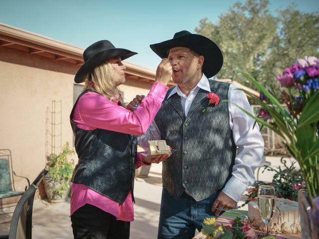 David and KayeLynn's Wedding in Tucson, Arizona 67