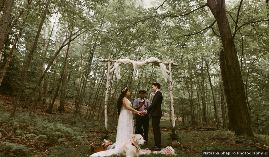 Melba and Aimee's Wedding in Cold Spring, New York