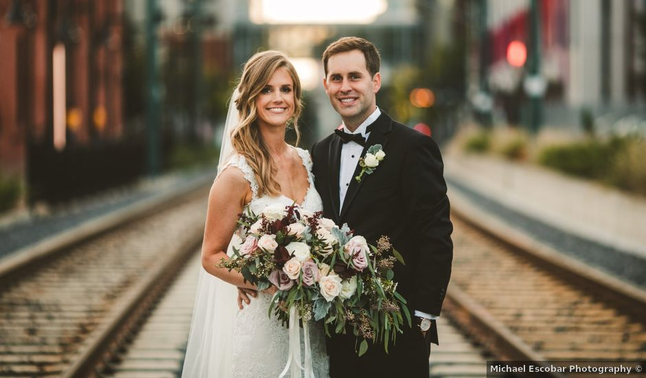 Kali and Ryan's Wedding in Charlotte, North Carolina