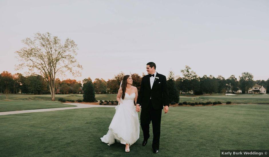 Matt and Lauren's Wedding in Charlotte, North Carolina