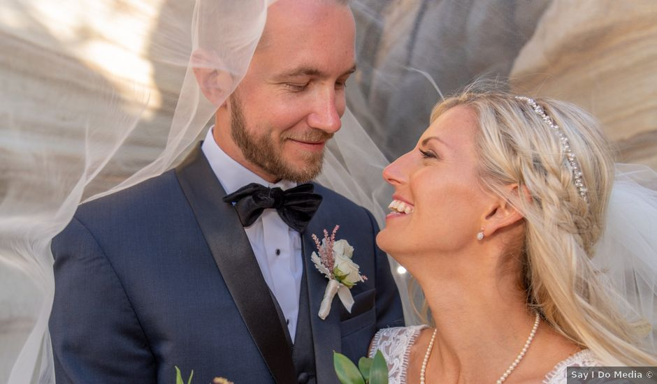 Zach and Ashley's Wedding in San Clemente, California