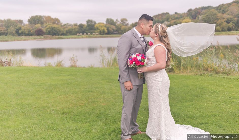 Melissa and Anthony's Wedding in East Syracuse, New York