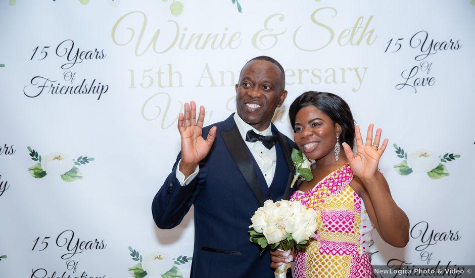 Winnie and Seth's Wedding in Temecula, California