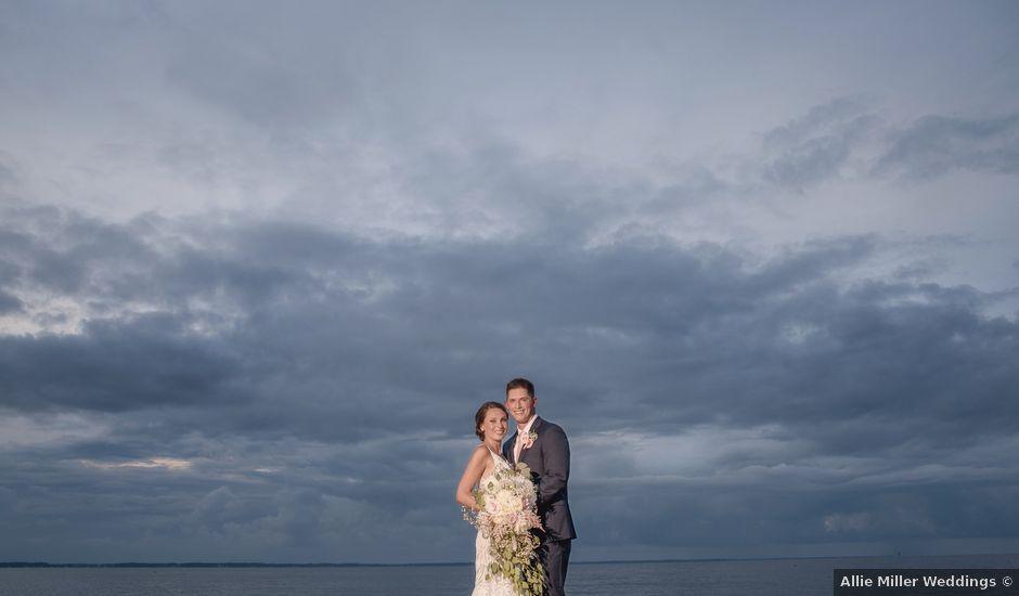Jason and Krista's Wedding in Havelock, North Carolina